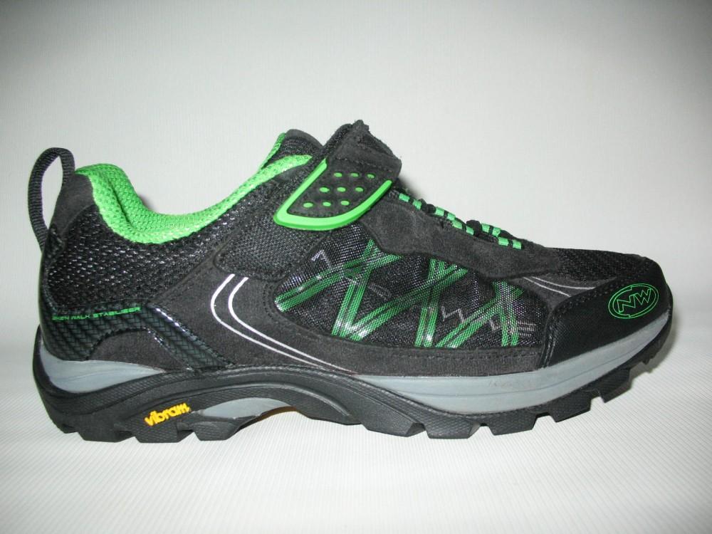 Велотуфли NORTHWAVE mission bike shoes (размер US9,5/UK8,5/EU42(на стопу до 270 mm)) - 3