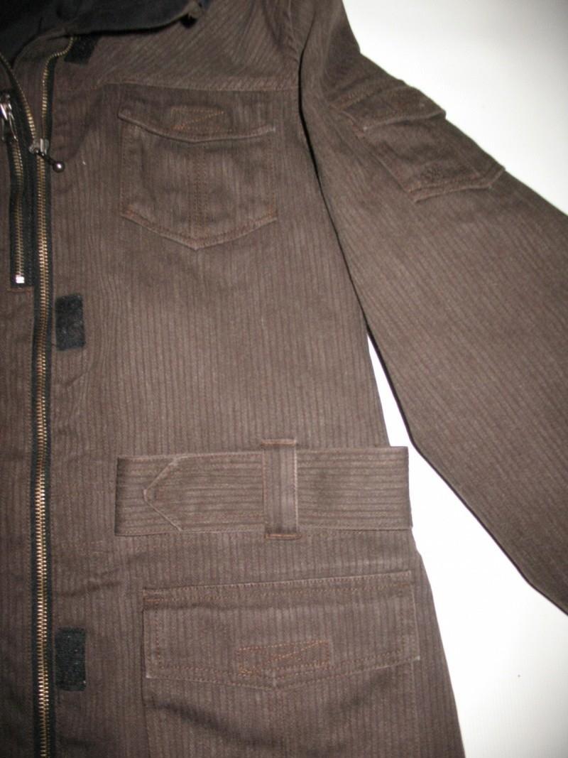Куртка BERGANS  of norway Granite Insulated Parka lady   (размер L/M) - 6
