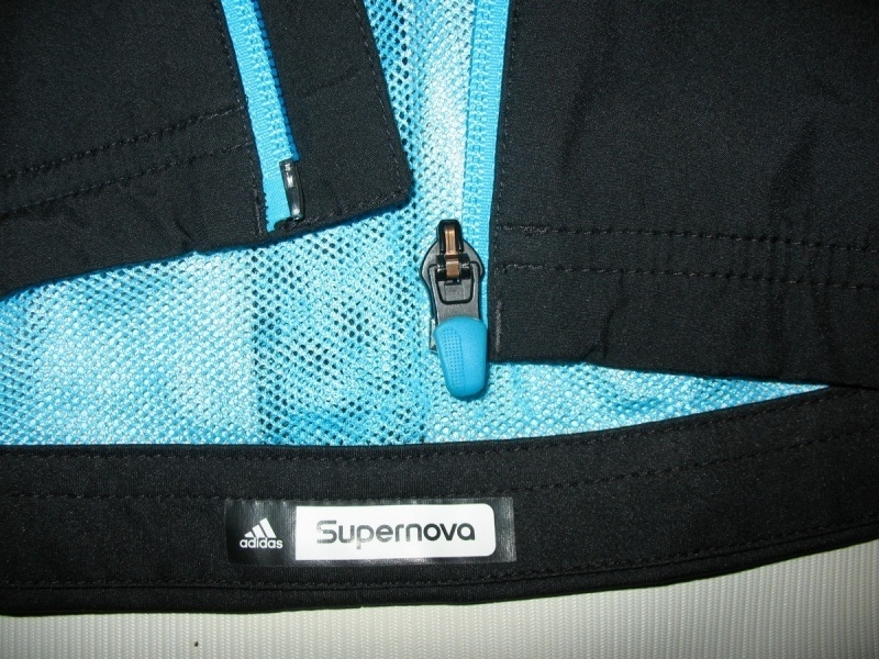 Кофта ADIDAS Supernova Windstopper lady (размер S ) - 6