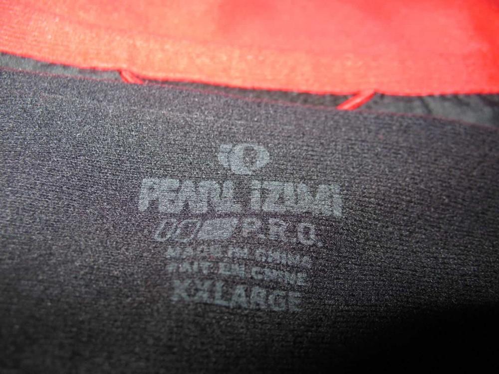 Велокуртка PEARL IZUMI pro softshell jacket (размер XXL) - 12