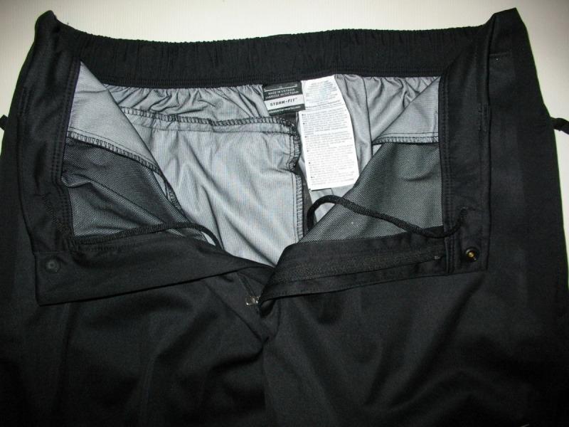 Штаны NIKE  storm-fit5  (размер L) - 3