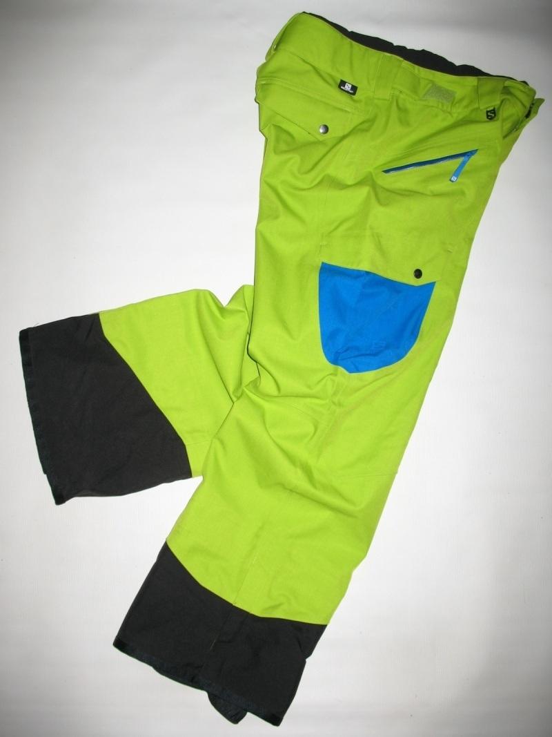 Штаны SALOMON Foresight pants  (размер M) - 8