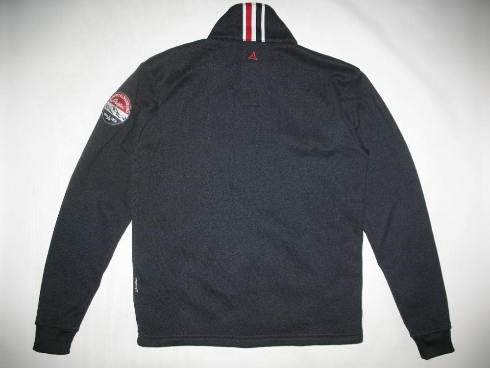 Кофта SCHOFFEL hank fleece jacket (размер 50/L) - 5