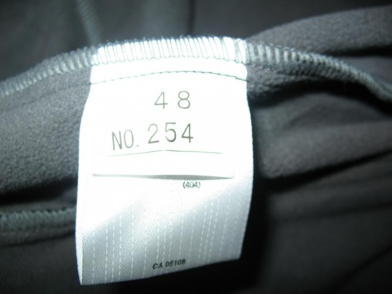 Куртка DESCENTE swissski team softshell B (размер 48/M) - 7