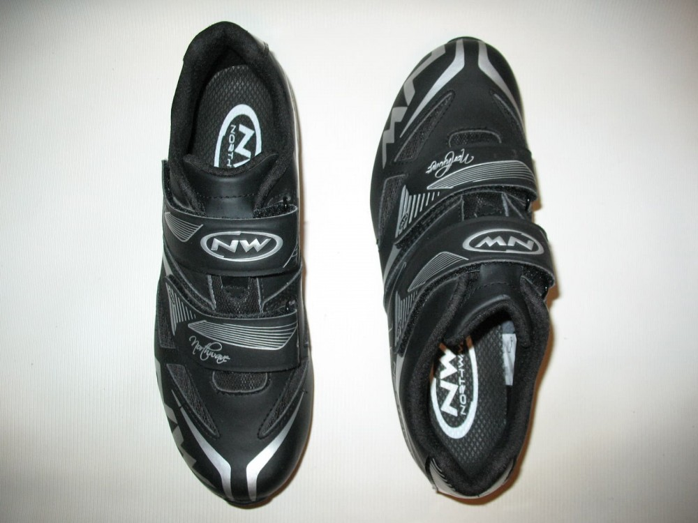 Велотуфли NORTHWAVE elisir evo cyclng shoes (размер UK7.5/US8.5/EU41(на стопу до 265 mm)) - 6