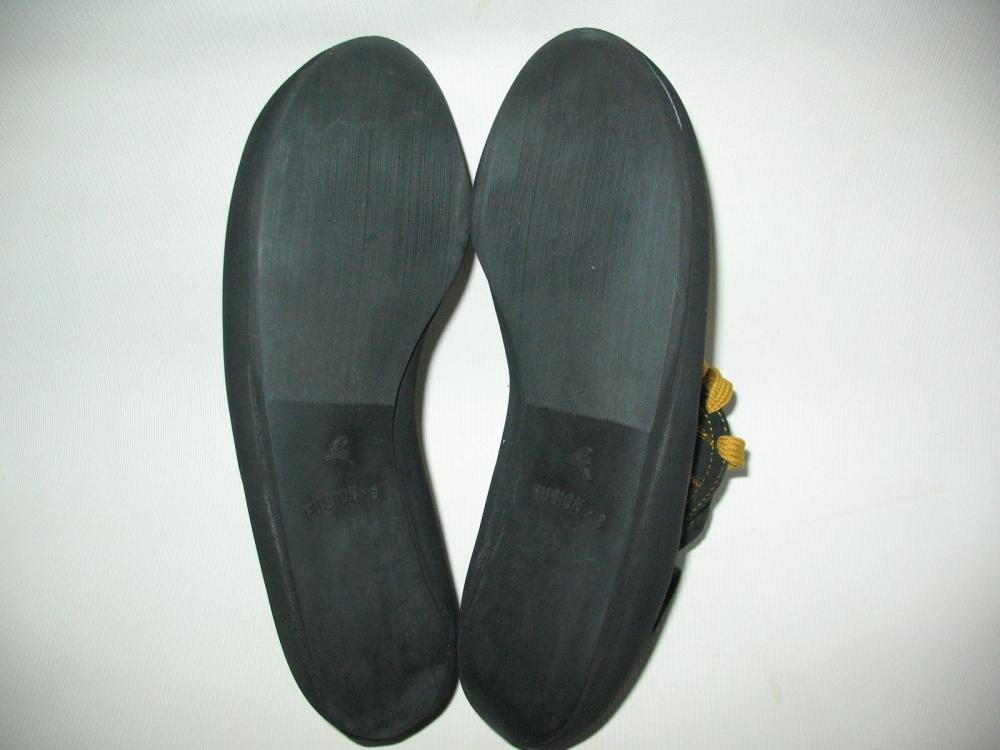 Скальные туфли BOREAL diablo climbing shoes (размер UK8/US9,5/EU42,5(на стопу 270 мм)) - 7