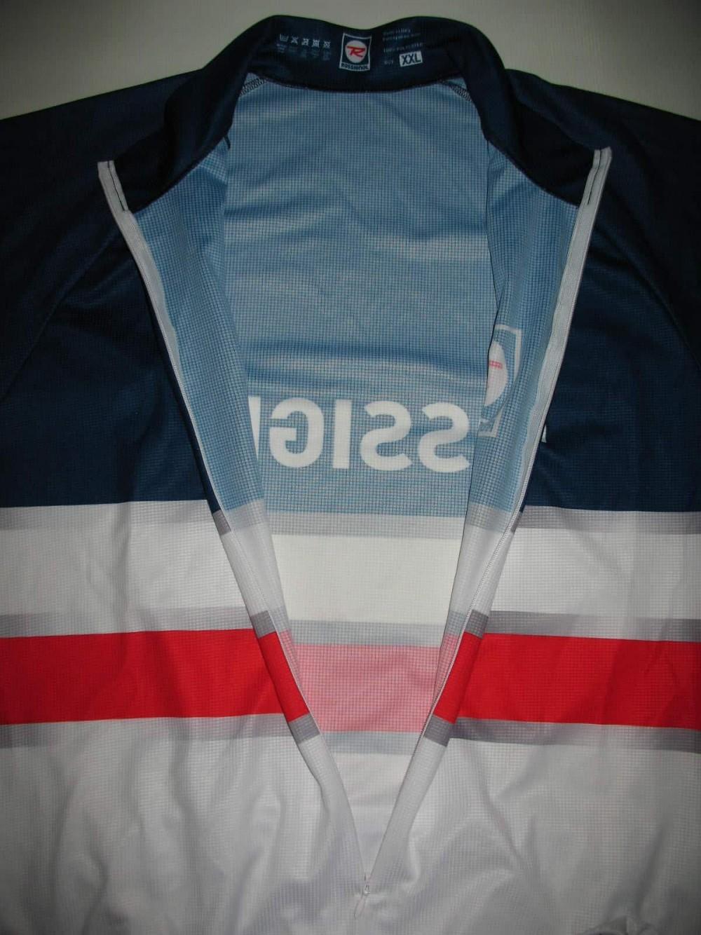Веломайка ROSSIGNOL cycling jersey (размер XXL) - 2