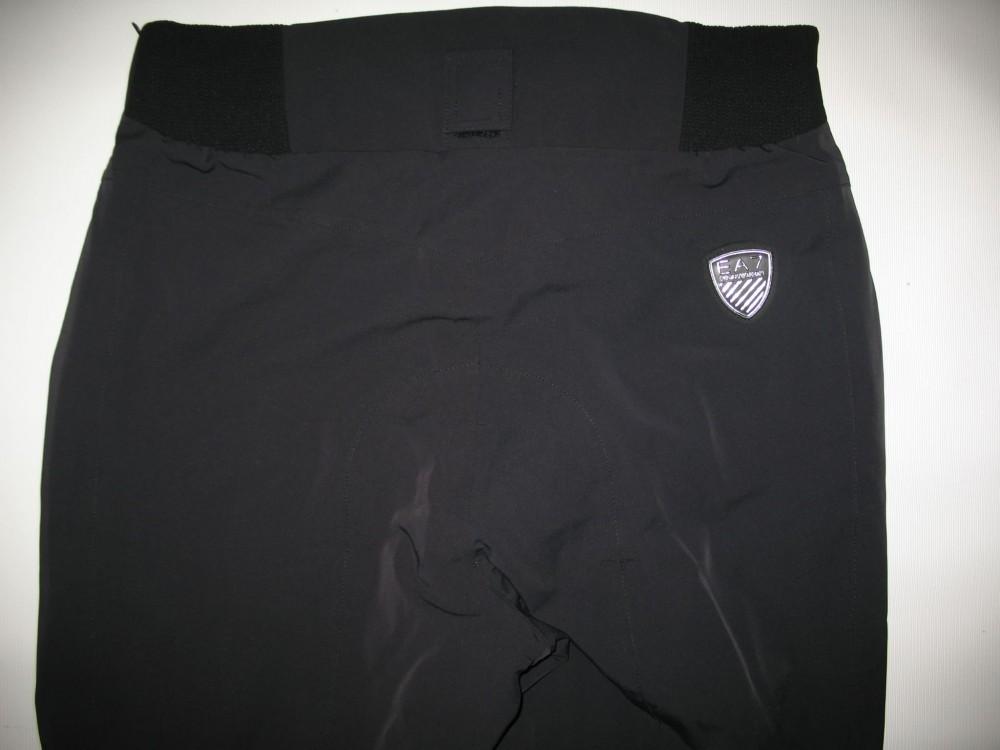 Штаны EA7 emporio armani ski bib pants ( размер XL) - 5