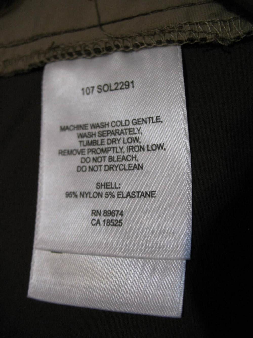 Шорты MOUNTAIN HARDWEAR outdoor shorts lady (размер M) - 5