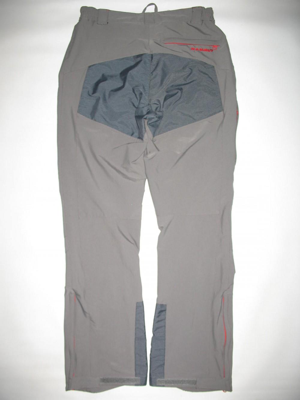 Штаны MAMMUT 3xdry outdoor pants (размер 48-M/L) - 3