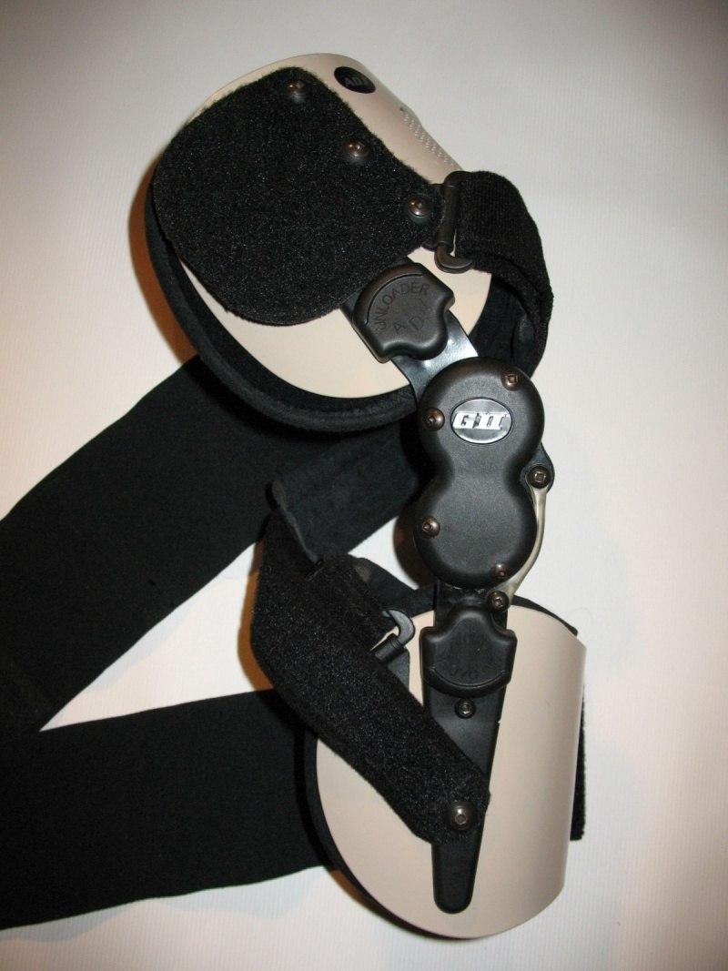 Брекет OSSUR UNLOADER ADJ (правая нога) - 3
