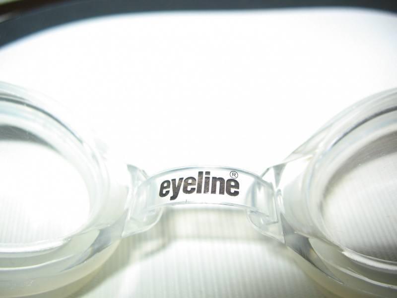 Очки EYELINE Optical Correction Swim Goggles  (-4. 00) - 3