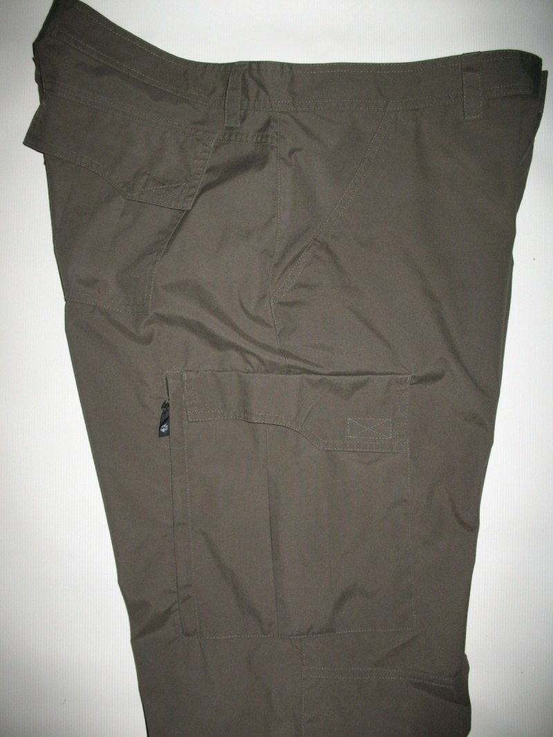 Штаны JACK WOLFSKIN Northpants Nano-Tex (размер 54-XL) - 11