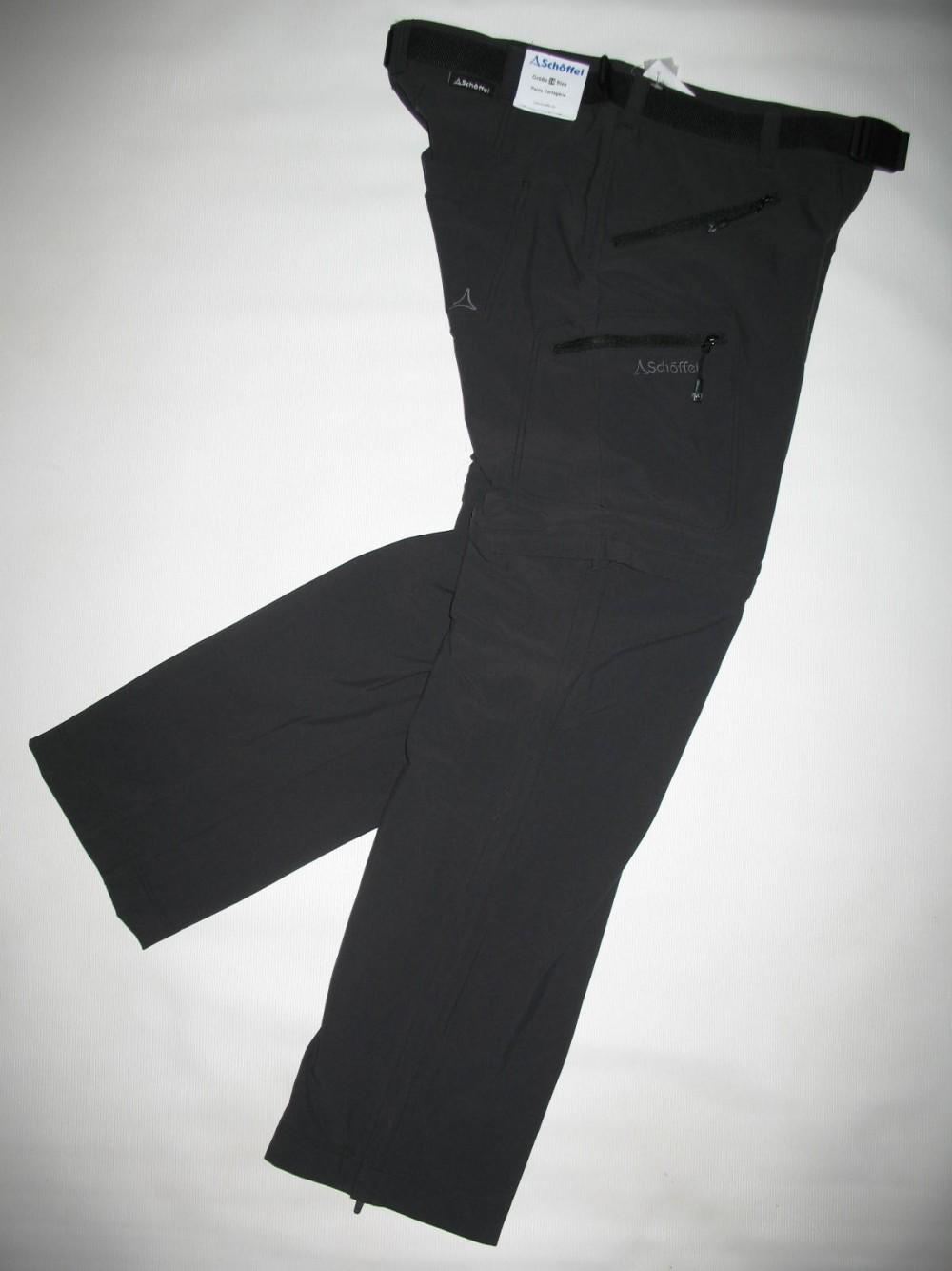 Штаны SCHOFFEL cartagena outdoor pants lady (размер 38-М) - 7