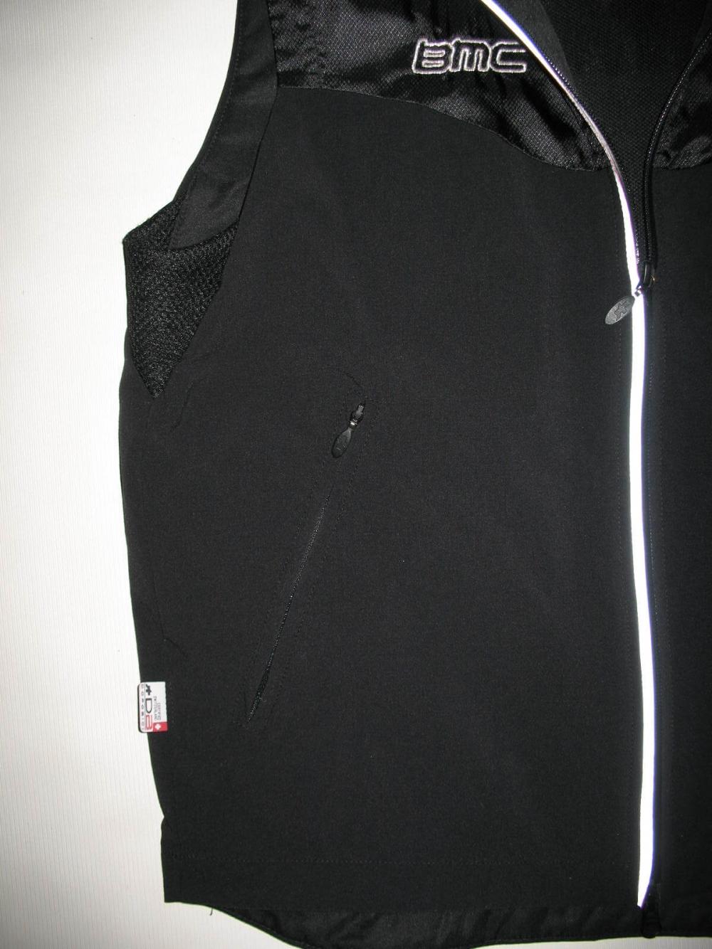 Жилет ASSOS bmc dopo bici DB8 insulator vest (размер M) - 7