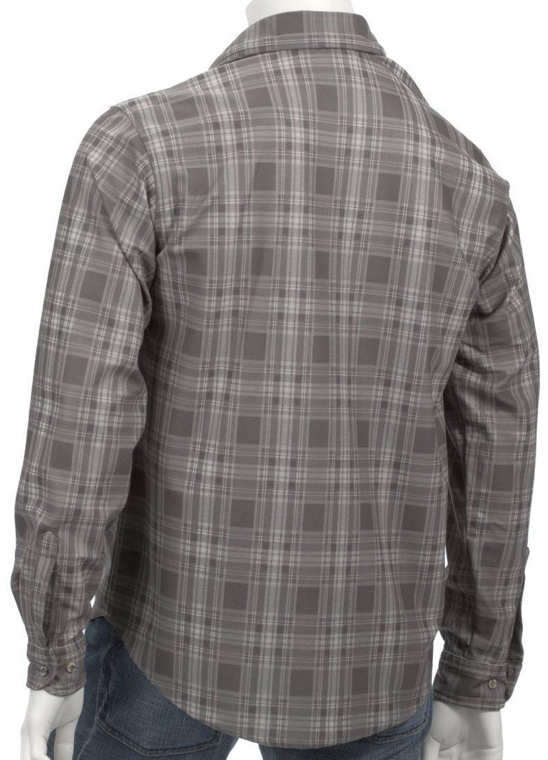 Рубашка SALEWA diamond shirt  (размер M) - 1