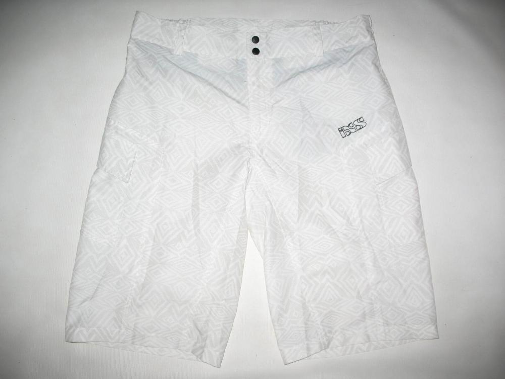 Велошорты IXS duncan MTB pro shorts (размер XXL) - 1