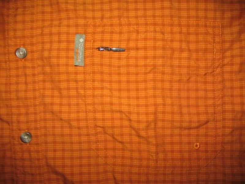 Рубашка COLUMBIA grt shirt (размер L(реально XL/XXL)) - 4