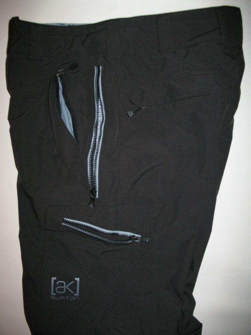 Штаны BURTON  [AK]  2L Stagger Pant  (размер S) - 7