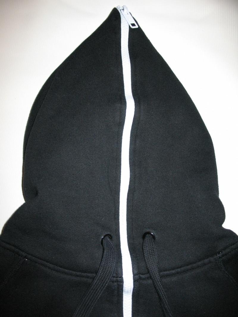 Кофта FISHBONE ninetytwo hoodies unisex  (размер S/XS) - 4