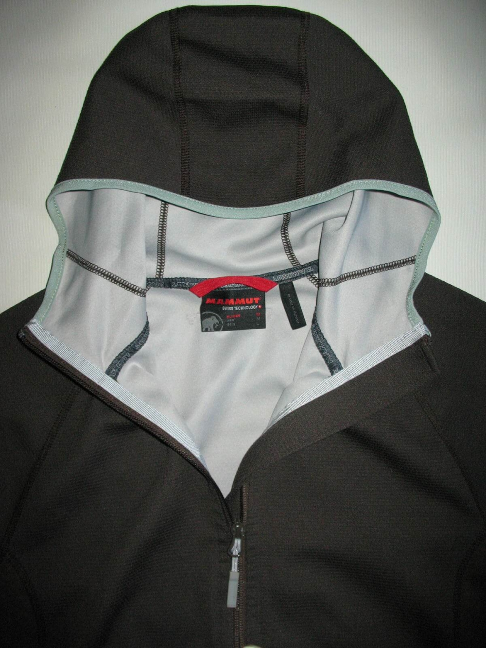 Куртка MAMMUT fleece hoodie jacket lady (размер M) - 3