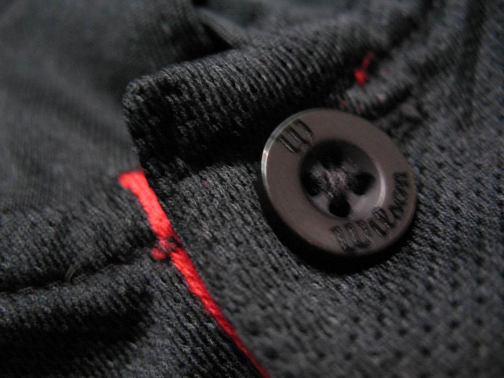 Футболка WILSON tennis polo shirt (размер S) - 6