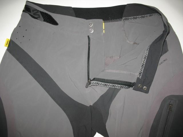 Велошорты MAVIC stratos mtb shorts (размер L/M) - 5