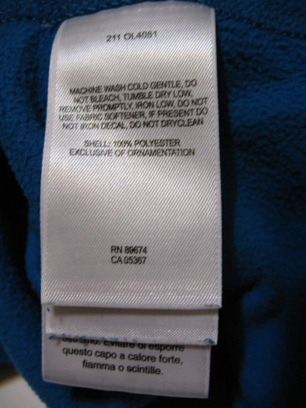 Кофта MOUNTAIN HARDWEAR fleece jersey lady (размер M) - 4