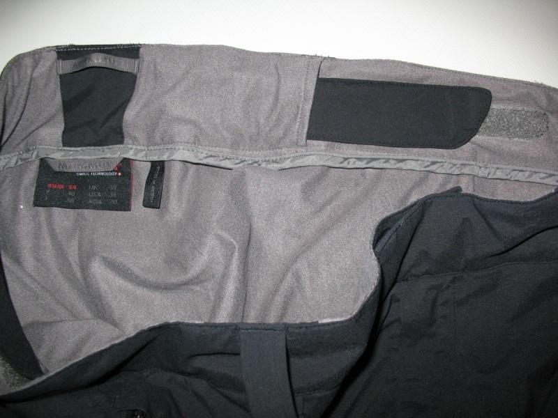 Штаны MAMMUT DRYtech pants (размер 54/XL) - 9