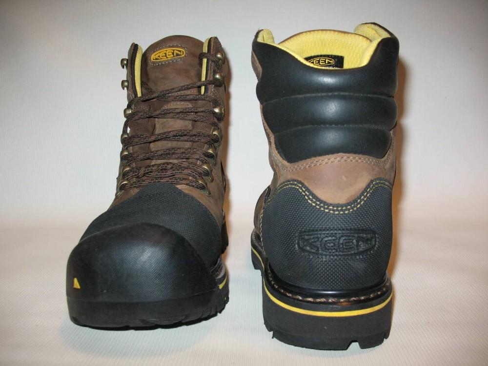 Ботинки KEEN milwaukee waterproof boots (размер US8/UK7/EU41(на стопу 260 mm)) - 8