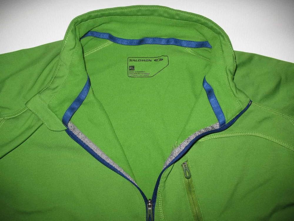 Кофта SALOMON fleece jacket (размер XL) - 3