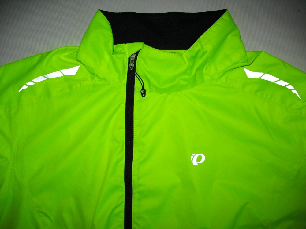 Велокуртка PEARL IZUMI elite barrier ultralight jacket (размер XXL) - 4
