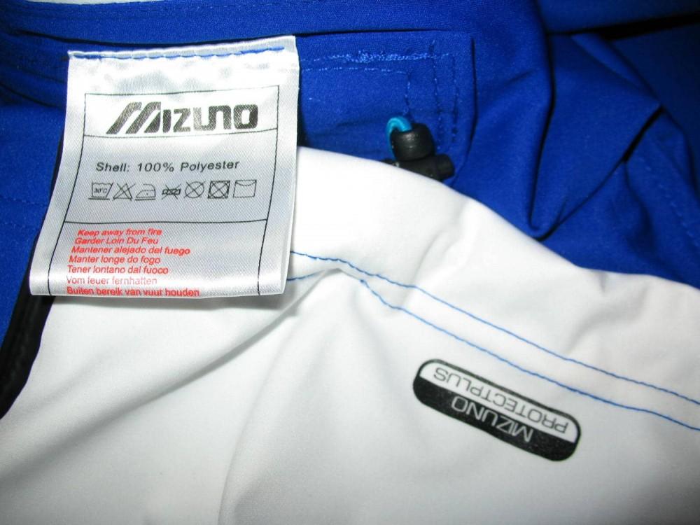 Куртка MIZUNO impermalite flex short sleeve rain jacket (размер XL/XXL) - 6