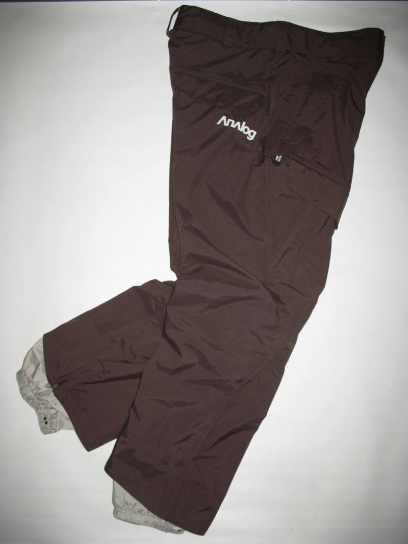 Штаны ANALOG snowboard pants (размер L) - 4