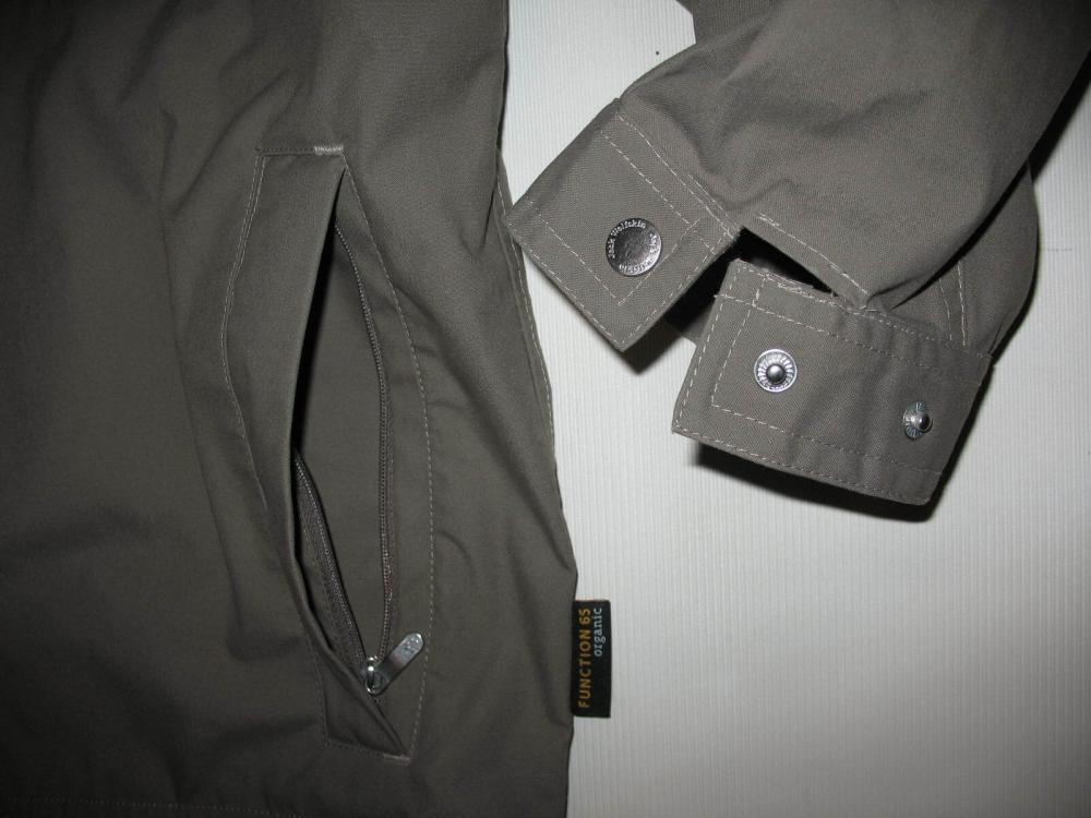 Куртка JACK WOLFSKIN atlas road jacket (размер 50-52/L-XL) - 9
