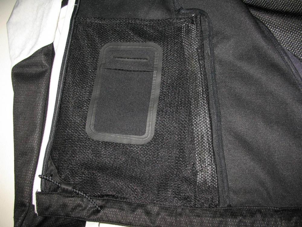 Куртка ODLO Frequency jacket lady (размер L) - 6