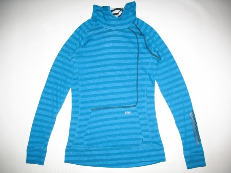 Кофта HELLY HANSEN Lifa Frost Hoody lady (размер M) - 2