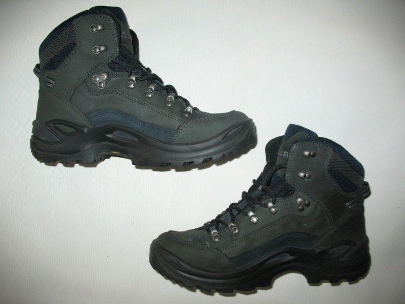 Ботинки LOWA Renegade GTX Mid Ws lady (размер US(L) 8, 5/UK6, 5/EU40(на стопу до 257 mm)) - 9