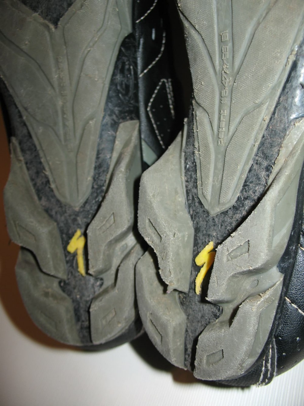 Велотуфли SPECIALIZED sport mtb 42 shoes (размер UK8/US9/EU42(на стопу 260-265 mm)) - 7