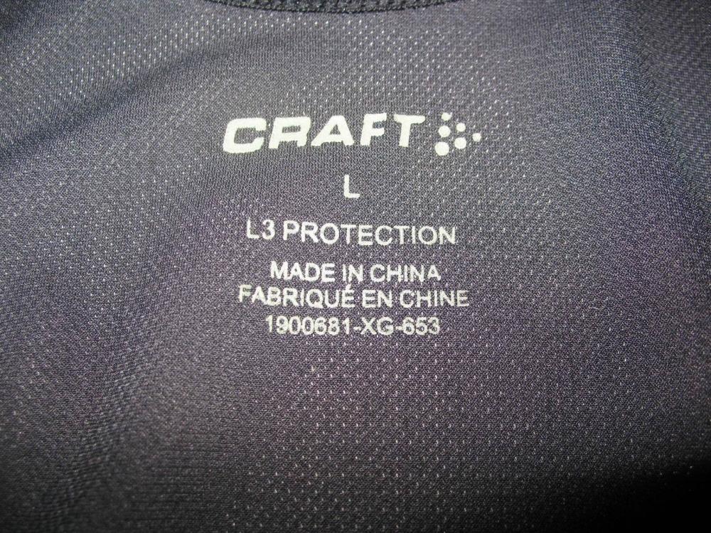 Велошорты CRAFT cycling bib shorts (размер L) - 8