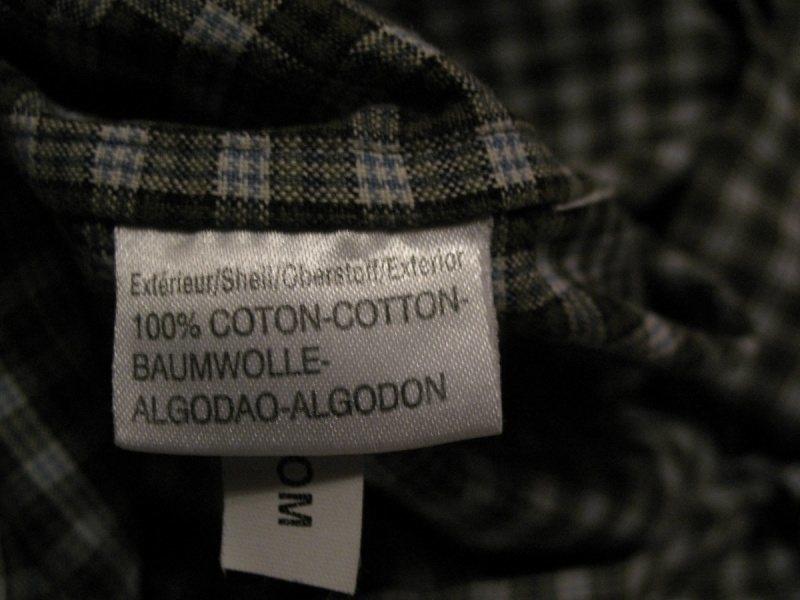 Рубашка AIGLE shirt  (размер L) - 3