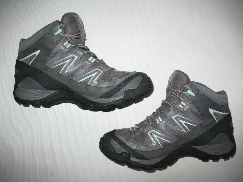 Кроссовки SALOMON gtx boots lady (размер US7,5/UK6/EU39,5(на стопу до 245 mm)) - 3