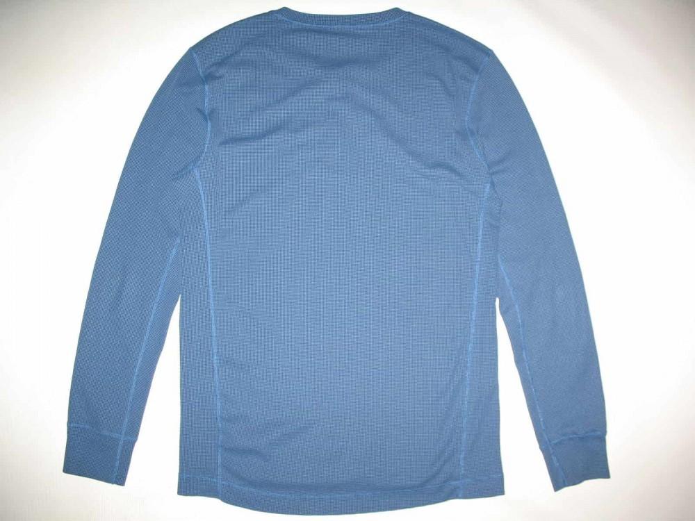 Футболка ODLO longsleeve jersey (размер L) - 1