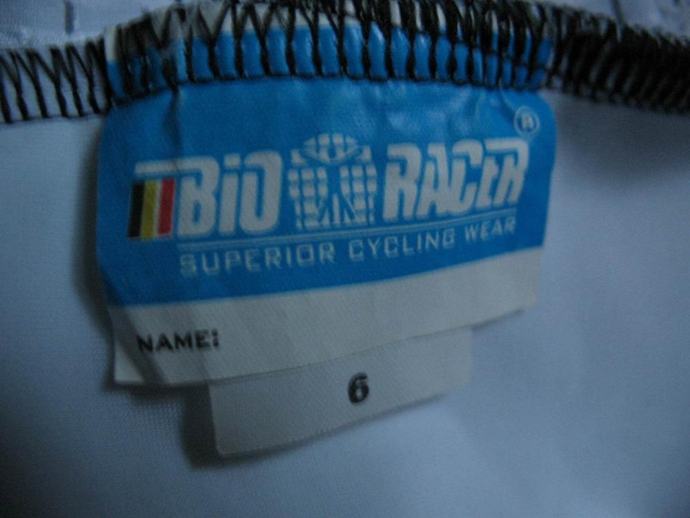 Велошорты BIORACER nedtrain cycling bib shorts (размер 6/XL) - 5