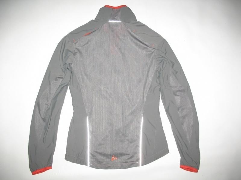 Кофта CRAFT Elite Run Jacket lady  (размер XS/S) - 2