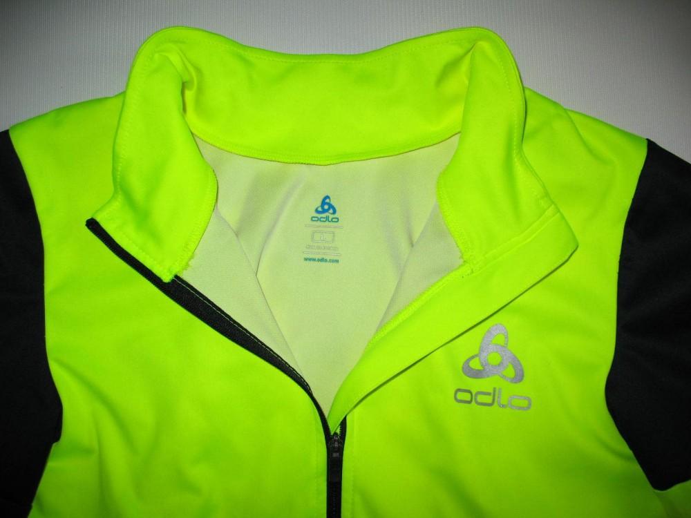 Куртка ODLO mistral logic jacket (размер L) - 6