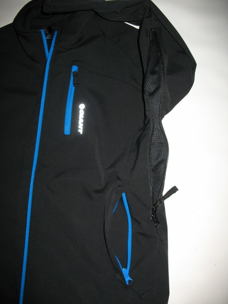Куртка GIANT softshell jacket (размер XS/S) - 7