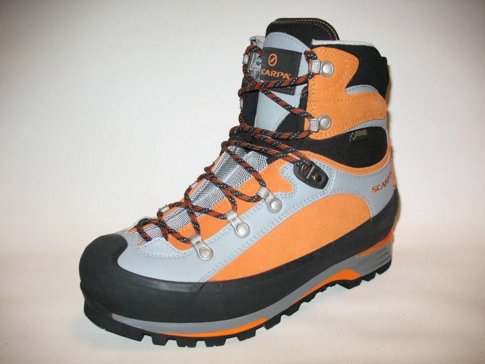 Ботинки SCARPA triolet pro GTX boots (размер UK7/US8/EU41(на стопу 255 mm)) - 2