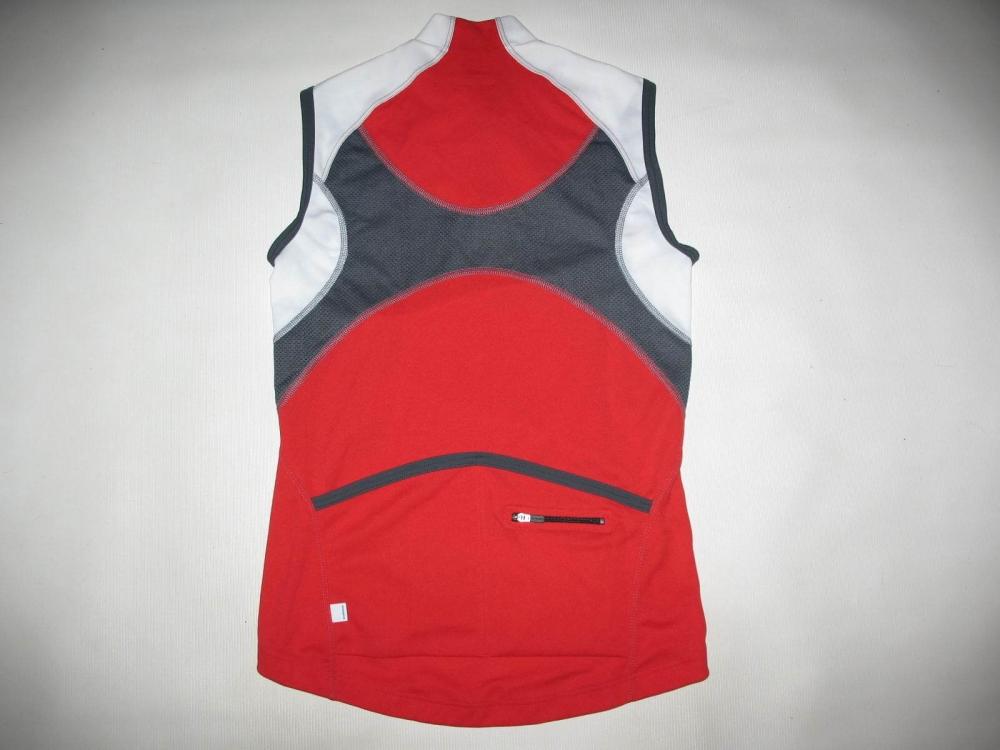 Веломайка SHIMANO sleeveless jersey lady (размер S) - 1