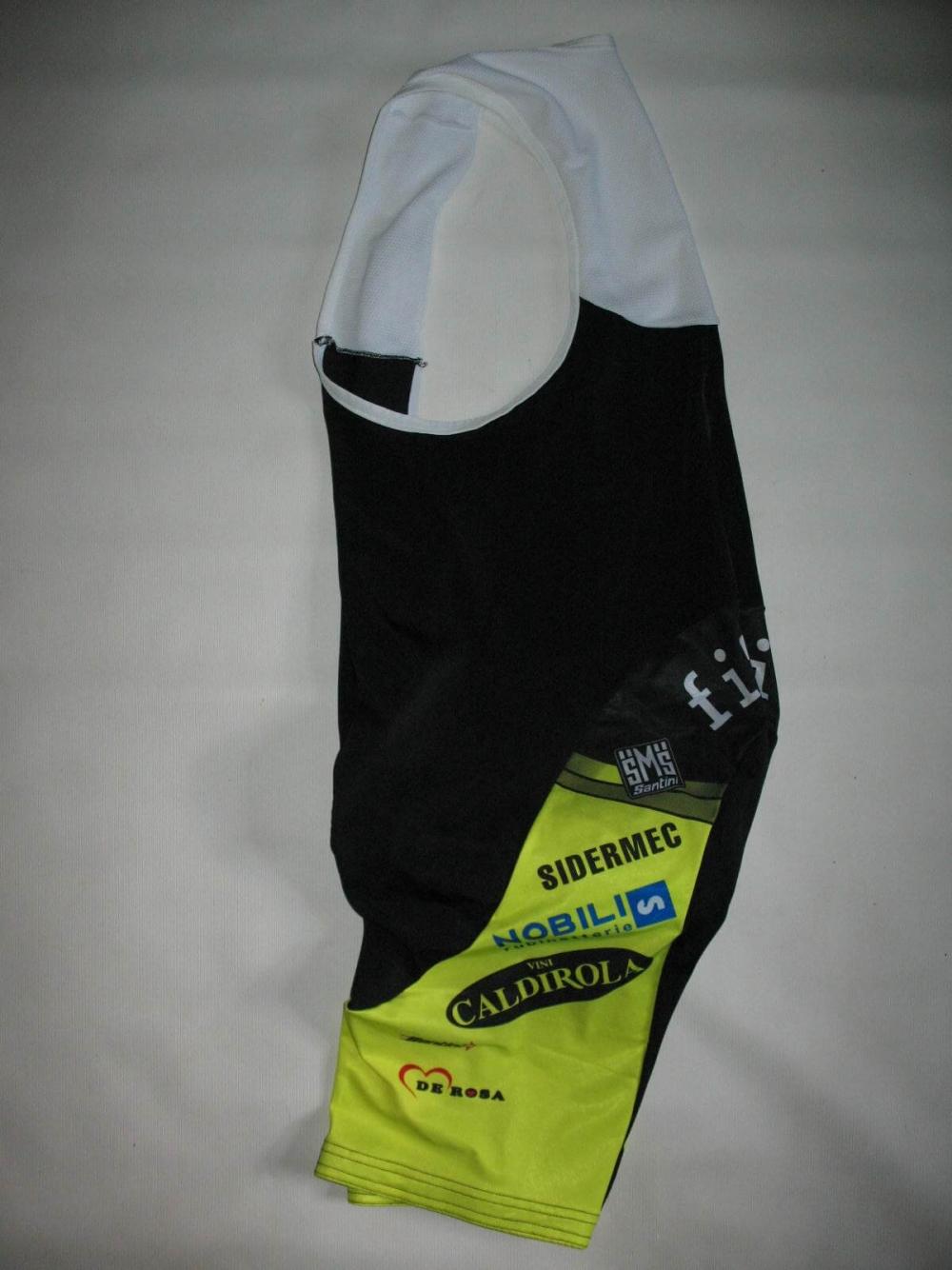 Велошорты SMS SANTINI de rosa/fizik bib shorts (размер 3XL(реально XXL/XL)) - 2